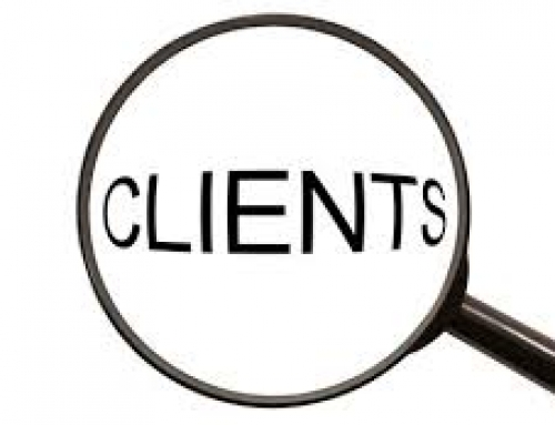 Go where your clients are !