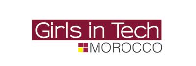 Logo Girls in Tech Morocco