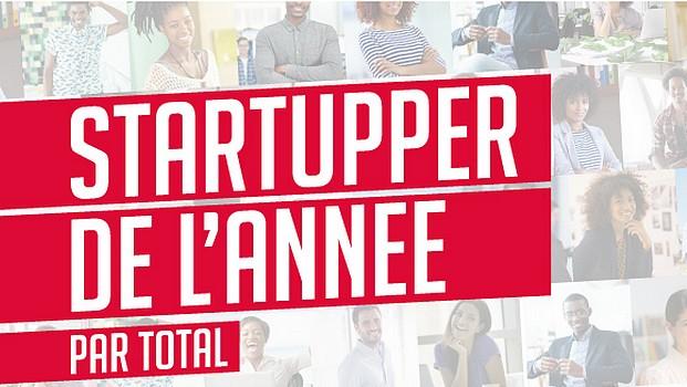 Les 3 raisons pour postuler au challenge Startupper de l'année par Total