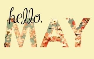 Hello May 2