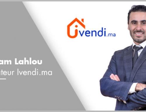 Hicham Lahlou révolutionne l'immobilier marocain avec Ivendi.ma