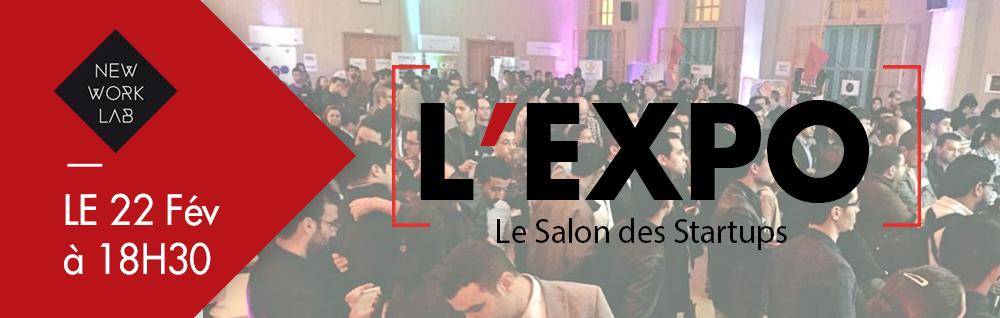 EXPO Salon des startups maroc