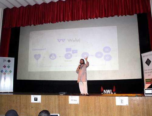 Wuluj sacrée Startup du mois lors du Pitch Lab 26