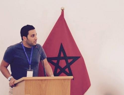 Coworking ou comment travailler autrement : Portrait de Wahid Rouhli